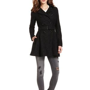 Guess Lace Peacoat